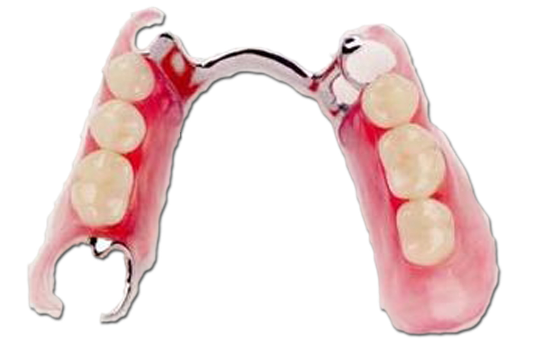 how to make partial dentures more comfortable